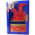 "Полотенце махровое пестротканое ""Russian Eagle"""