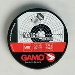 Пули GAMO Match Diabolo 4,5 мм 500 шт