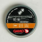 Пули GAMO TS-10 Long Distance 4,5 мм 200 шт