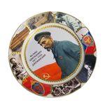 Тарелка сувенирная Дзержинский №2