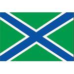 Флаг Морчасть погранвойск 90х135