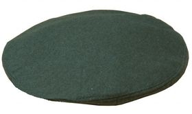 Берет форменный шитый оливковый