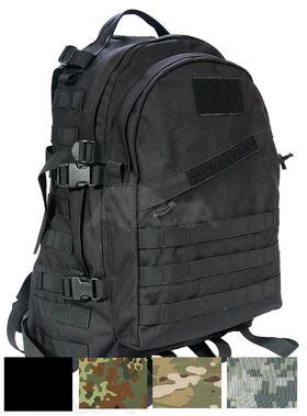 Рюкзак штурмовой 3-х дневный USMC черный