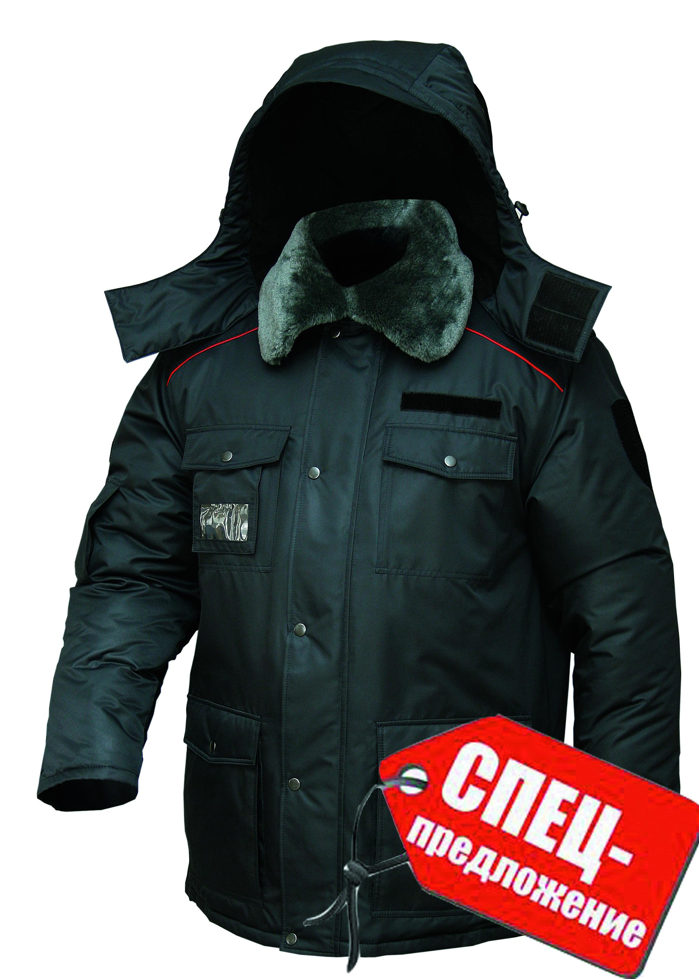 Куртка Полиции всесезонная удлиненная
