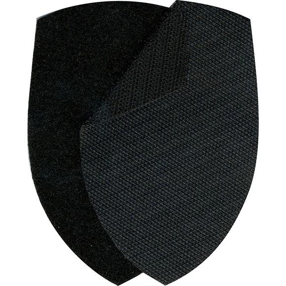 Липучка для шевронов, черная