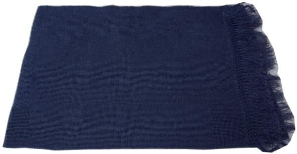 Кашне (шарф)  п/ш синее