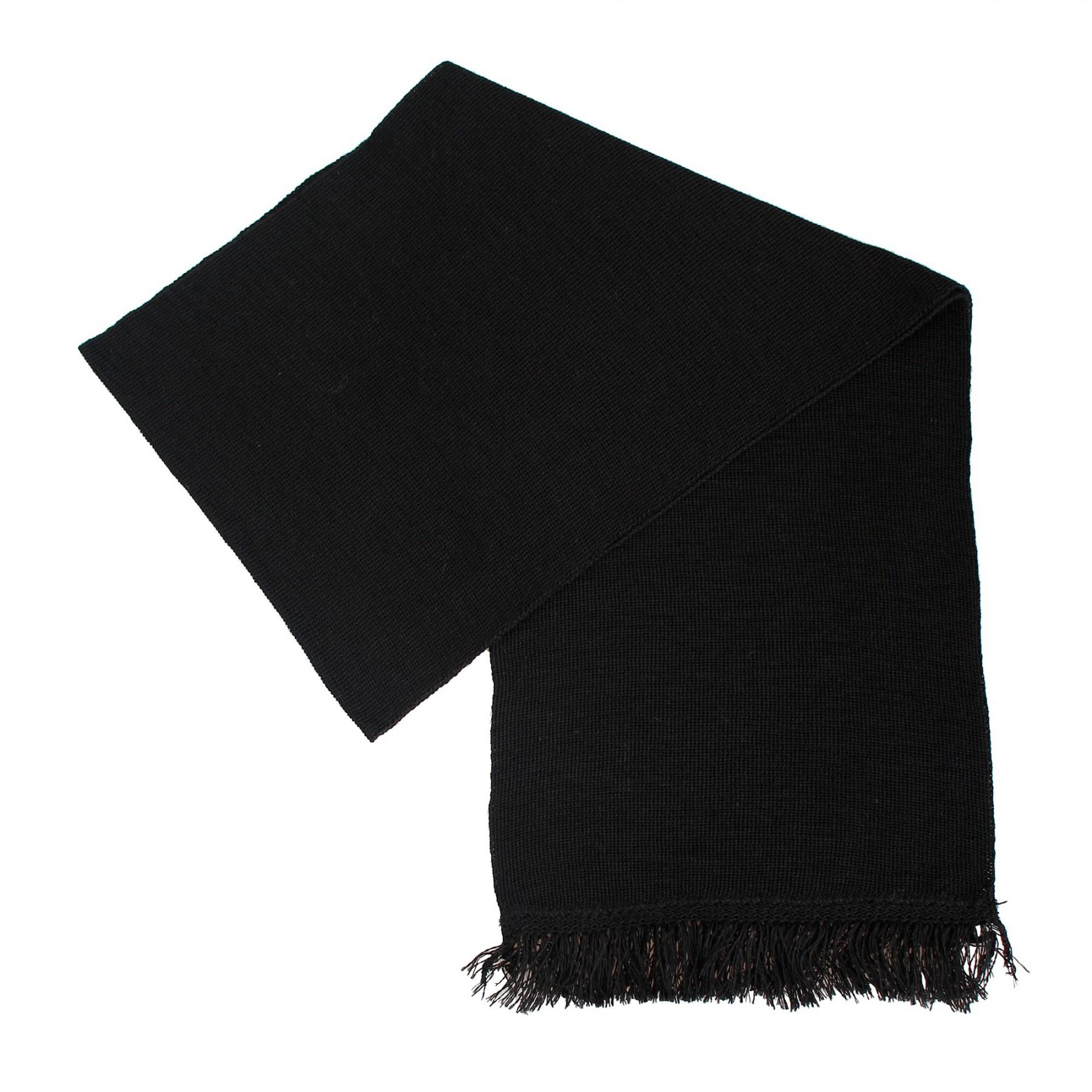 Кашне (шарф) п/ш черное
