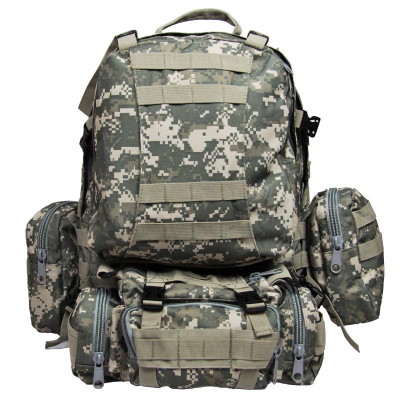 Рюкзак тактический с подсумками