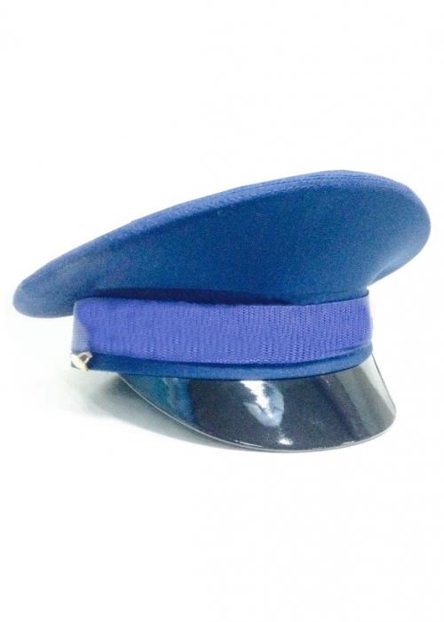 Фуражка офисная синяя