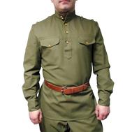 Гимнастерка РККА образца 1943 года.