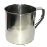 Кружка из нержавеющей стали (7, 8 см)