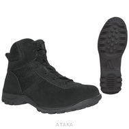 Ботинки «ARAVI BLACK SUEDE»  626 С