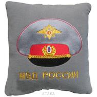 Подушка сувенирная МВД