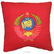 Подушка сувенирная СССР