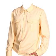 Рубашка кремовая (длинные и короткие рукава)